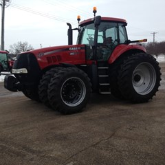 Tractor For Sale 2008 Case IH Magnum 215 , 215 HP