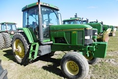 Tractor For Sale 1996 John Deere 7400 , 100 HP
