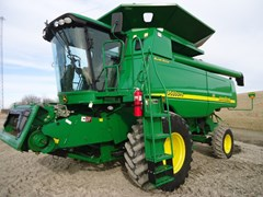 Combine For Sale 2007 John Deere 9560STS