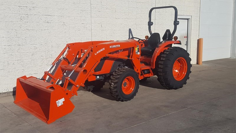 2017 Kubota MX4800HST Tractor For Sale