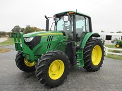 Tractor For Sale 2016 John Deere 6120M , 120 HP