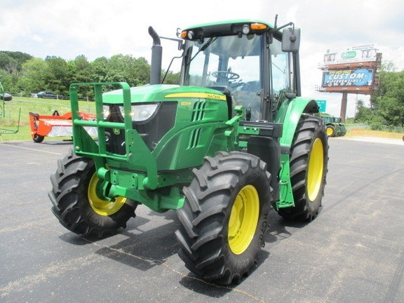 2016 John Deere 6120M Tractor For Sale