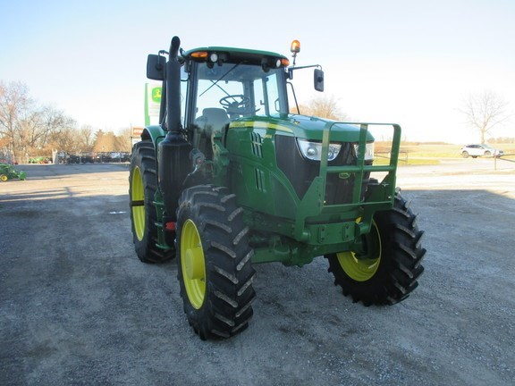 2016 John Deere 6145M Tractor For Sale