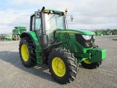 Tractor For Sale:  2016 John Deere 6120M , 120 HP