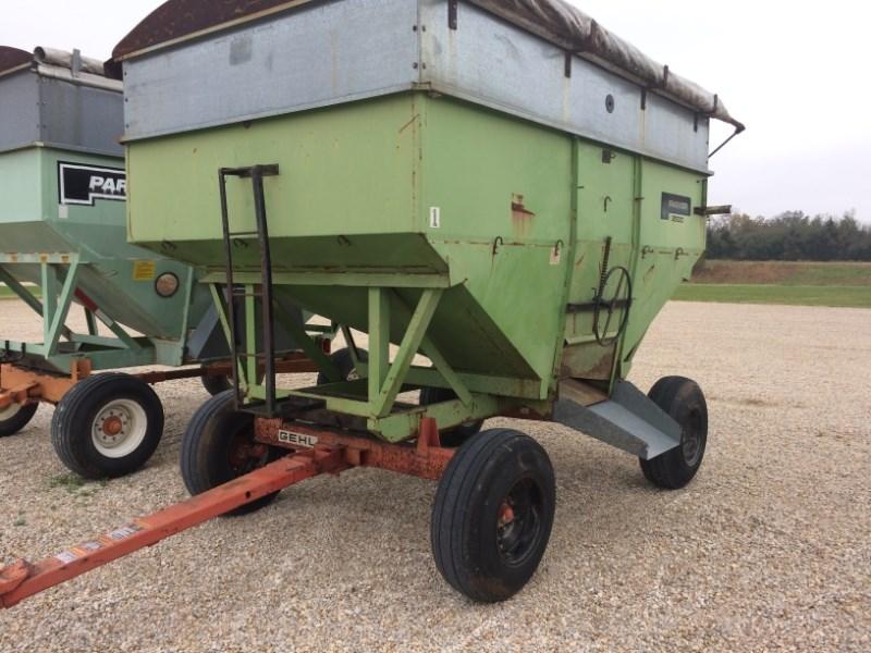 Parker 2500 Gravity Box For Sale