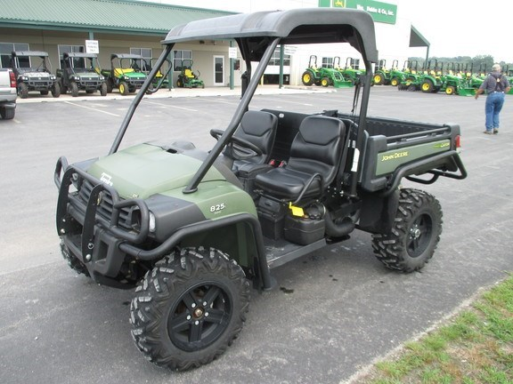 2010 John Deere XUV 825I OLIVE Utility Vehicle For Sale