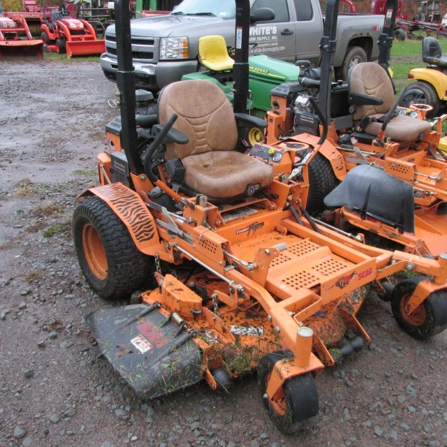 Scag TURFTIGER Riding Mower For Sale