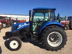 Tractor For Sale:  2014 New Holland Powerstar T4.75 , 74 HP