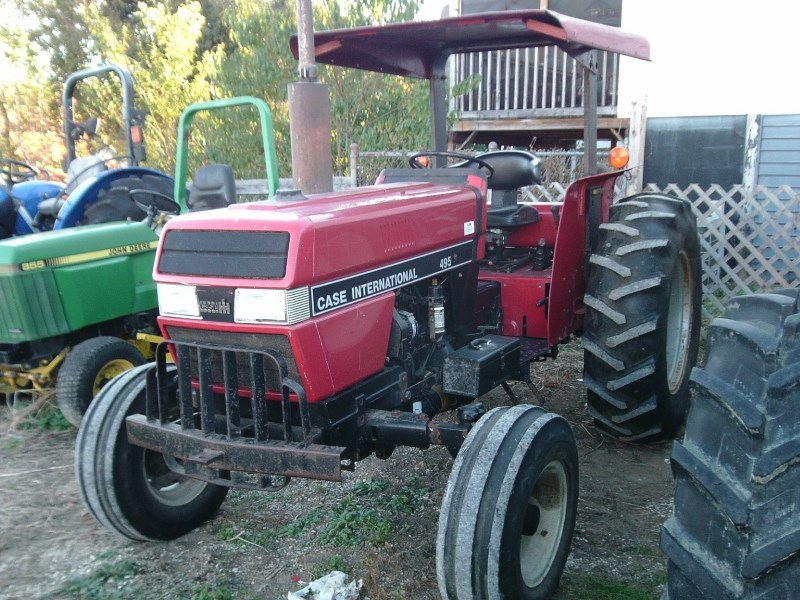1992 Case IH 495 Tractor For Sale
