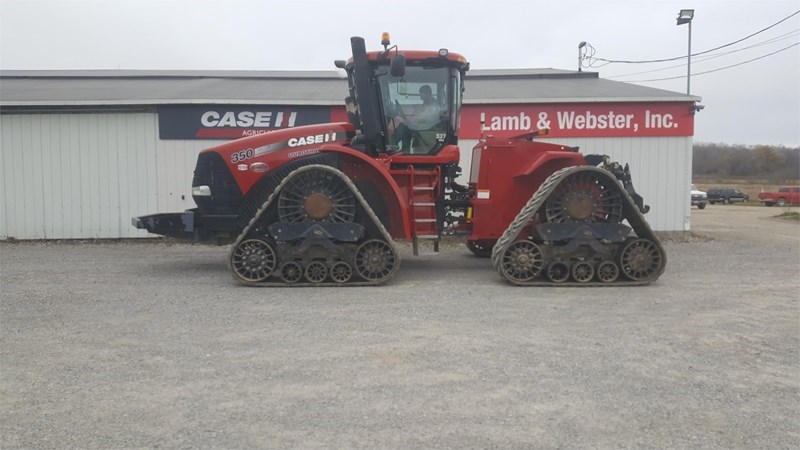 2013 Case IH STEIGER 350 ROWTRAC Tractor For Sale