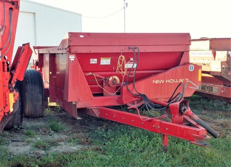 New Holland 195 Manure Spreader-Dry For Sale