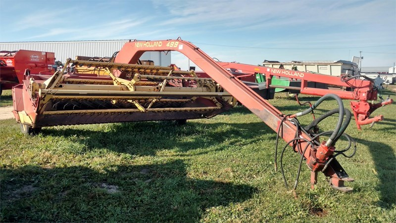 New Holland 499 Mower Conditioner For Sale