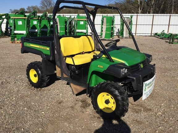 2015 John Deere XUV 625I Utility Vehicle For Sale