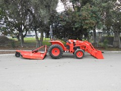 Tractor For Sale:  Kubota L2501DT , 25 HP