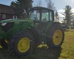 Tractor For Sale: 2014 John Deere 6140M, 140 HP