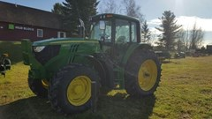 Tractor For Sale:  2014 John Deere 6140M , 140 HP