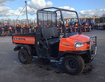 2012 Kubota RTV900XTW Utility Vehicle For Sale