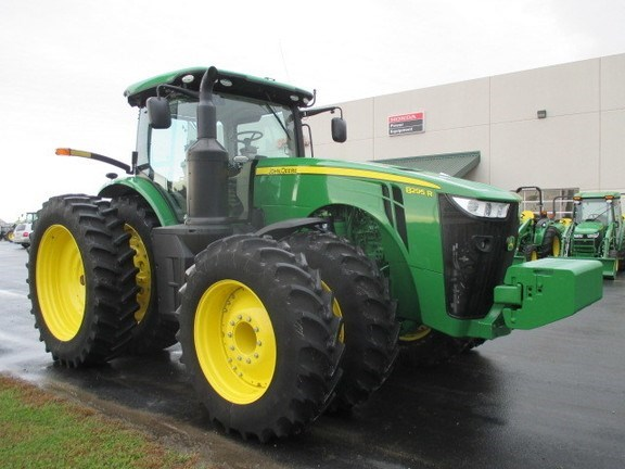 2016 John Deere 8295R Tractor For Sale