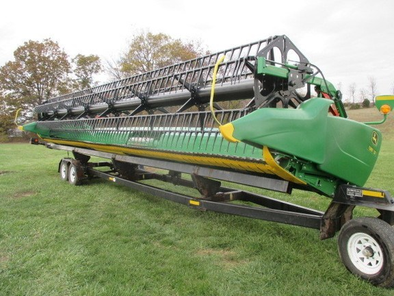 2016 John Deere 635FD Header-Draper/Flex For Sale