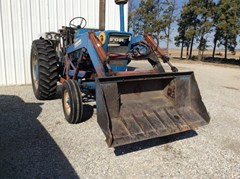 Tractor For Sale 1972 Ford 7000 , 85 HP