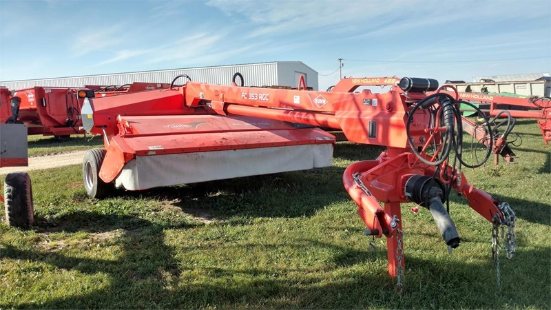 Kuhn FC353GC Mower Conditioner For Sale
