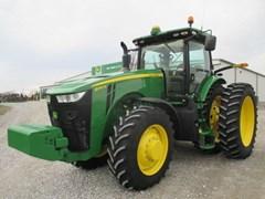 Tractor For Sale:  2016 John Deere 8245R , 245 HP
