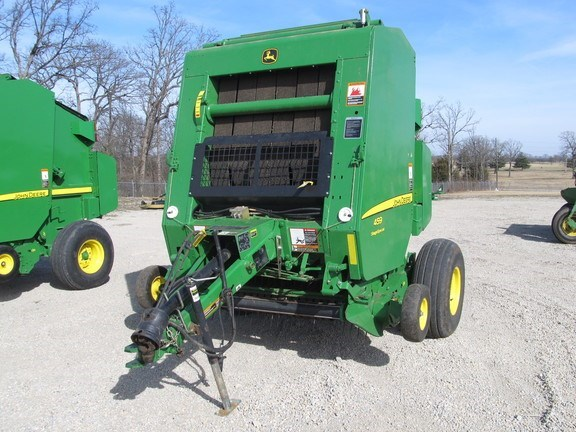 2014 John Deere 459 Silage Special Baler-Round For Sale