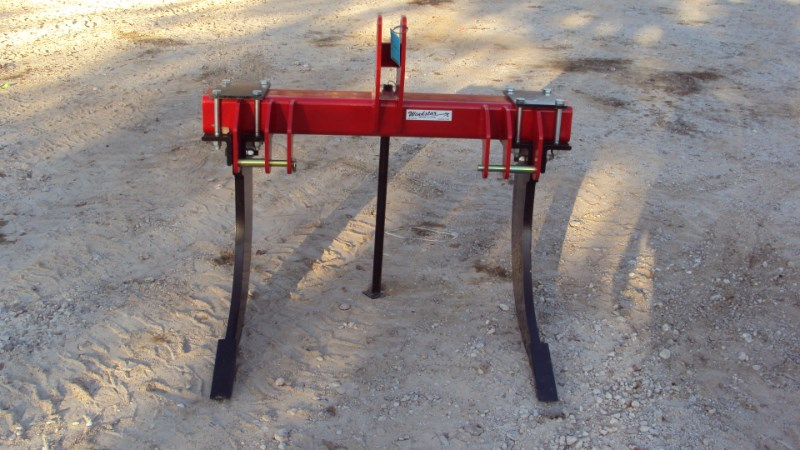 Dirt Dog HDSS2 3pt. super duty sub soiler ripper Rippers For Sale