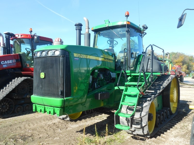 2004 John Deere 9520T Tractor For Sale