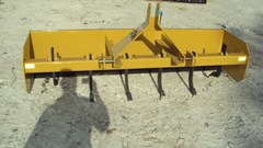 Blade Rear-3 Point Hitch For Sale:  Dirt Dog 7' HD box blade SBX84 with ripper teeth