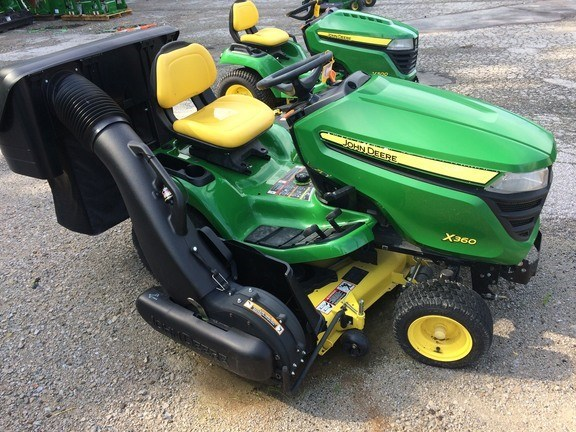 2014 John Deere X360 Riding Mower For Sale