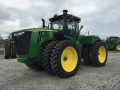 Tractor For Sale:  2016 John Deere 9370R , 370 HP