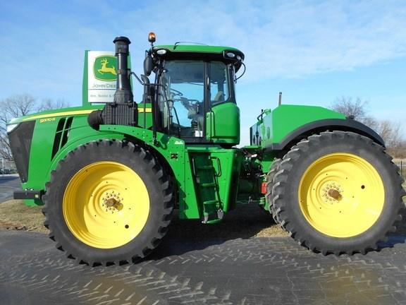 2016 John Deere 9370R Tractor For Sale