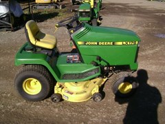 Riding Mower For Sale:  1996 John Deere LX176 , 14 HP