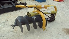"Post Hole Digger For Sale:  Power Equipment  3pt HD post hole digger w/ 18"" auger PL18"