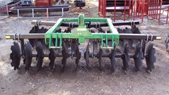 Disk Harrow For Sale:  Dirt Dog 300-22 Super Duty tandem disc