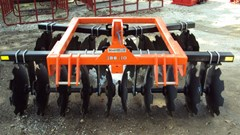 Disk Harrow For Sale:  Dirt Dog 300-10 Super Duty tandem disc