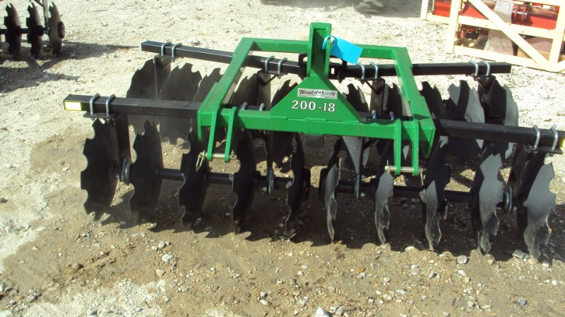 Dirt Dog 200-18 HD tandem disc harrow Disk Harrow For Sale