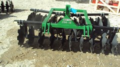 Disk Harrow For Sale:  Dirt Dog 200-18 HD tandem disc harrow
