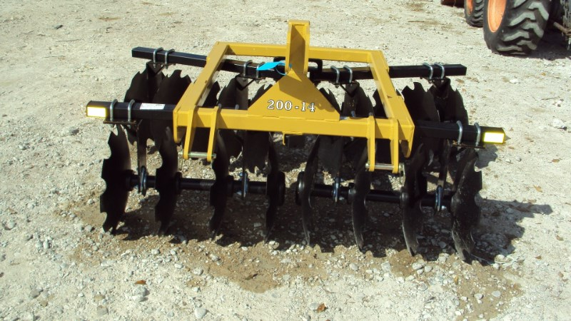 Dirt Dog 200-14 HD tandem disc harrow Disk Harrow For Sale