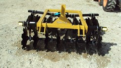 Disk Harrow For Sale:  Dirt Dog 200-14 HD tandem disc harrow