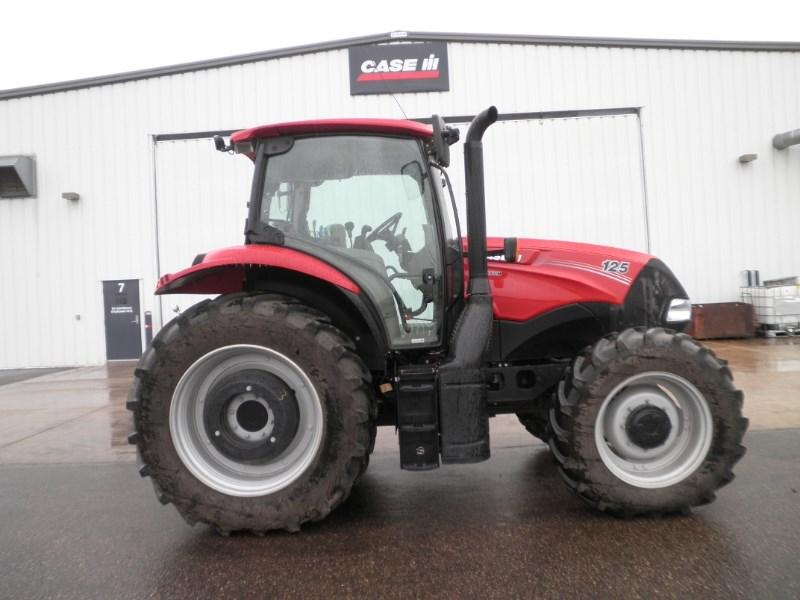 2016 Case IH Maxxum 125 Tractor For Sale