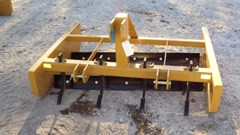 Blade Rear-3 Point Hitch For Sale:  Dirt Dog GRB60 3pt. 5' bionic grader w/ rippers
