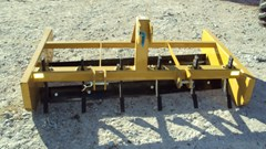 Blade Rear-3 Point Hitch For Sale:  Dirt Dog GRB72 3pt 6' bionic grader w/ rippers