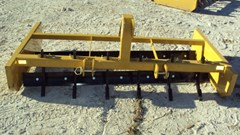Blade Rear-3 Point Hitch For Sale:  Dirt Dog GRB84 3pt. 7' bionic grader w/ rippers