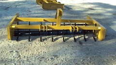 Blade Rear-3 Point Hitch For Sale:  Dirt Dog HDGRB96 3pt. 8' bionic grader w/ scarfire teeth