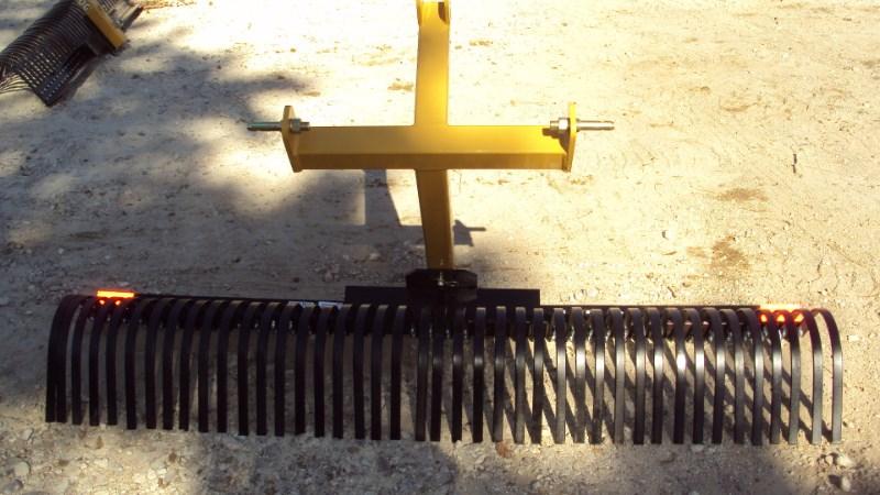 Dirt Dog LLR84 3pt. 7' Landscape Rake Misc. Ag For Sale