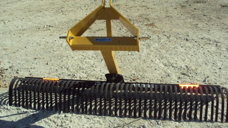 Dirt Dog MLR96 HD 3pt. 8' Landscape Rake Misc. Ag For Sale