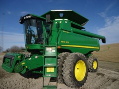 Combine For Sale 2008 John Deere 9670STS