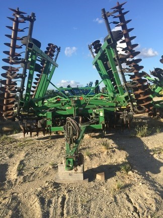 2012 John Deere 637 Disk Harrow For Sale